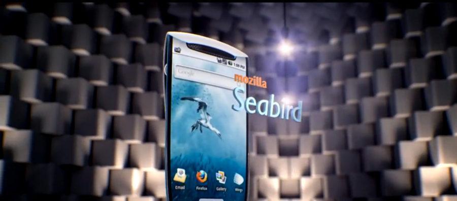 Mozilla seabird concept smartphone
