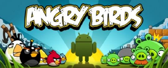 Angry Birds na Androidu