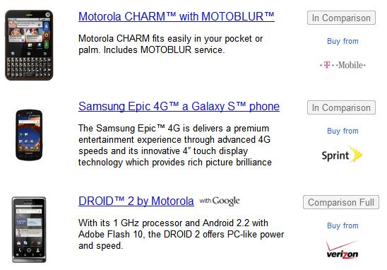 google phone guide