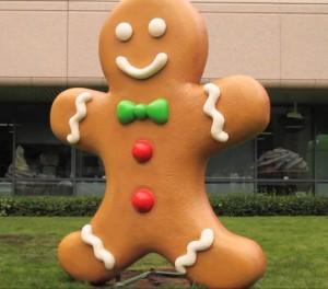 Gingerbread Google