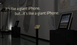 giant iphone