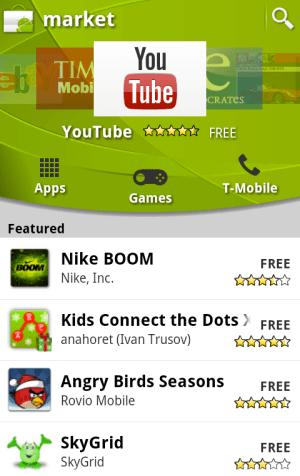 Novi Android Market