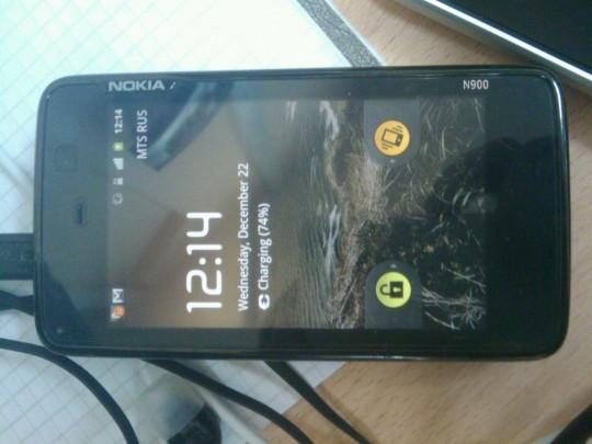 nokia n900 android 2.3 gingerbread