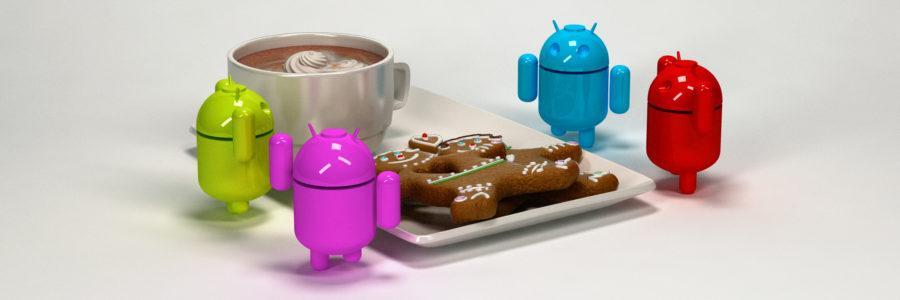 Gingerbread kolacici