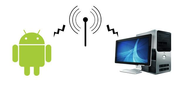 wifi sync android