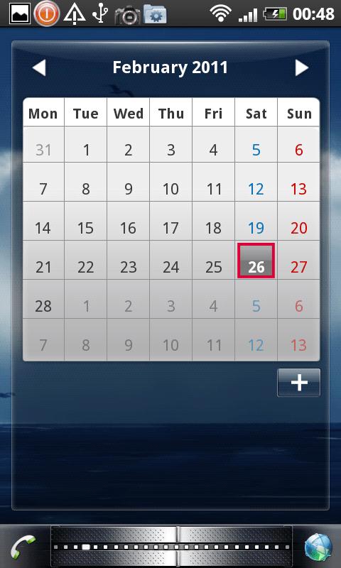 SPB Calendar