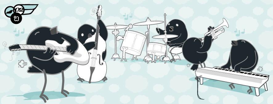 songbird band
