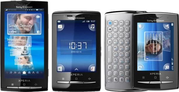 Sony ericsson xperia x8 mp3 player download