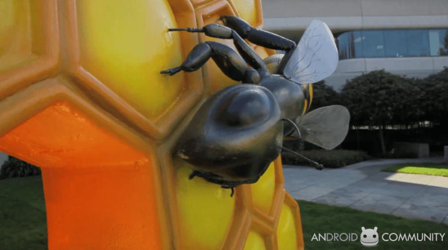 Statua Honeycomb