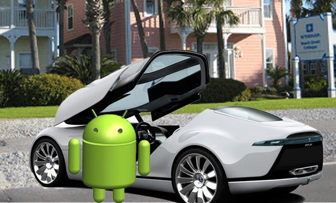 Android SAAB