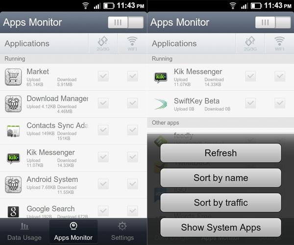 app monitor