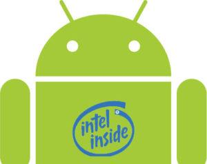 Android i Intel