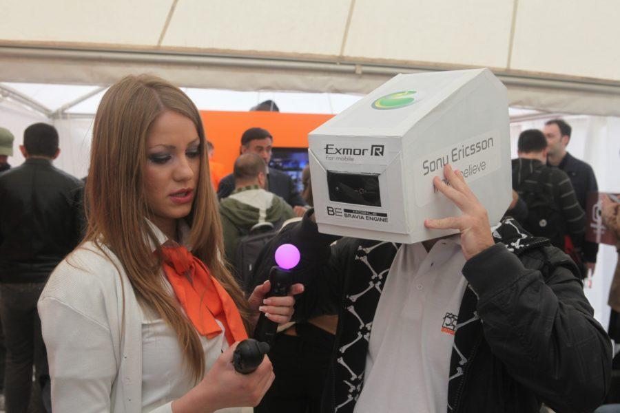 Prezentacija Sony Ericsson uredjaja