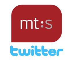 sms twitter mts