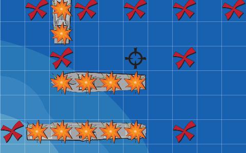 Potapanje brodova ili preciznije Navy Wars[beta]