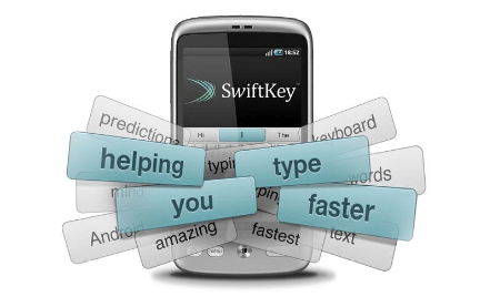 swiftkey words