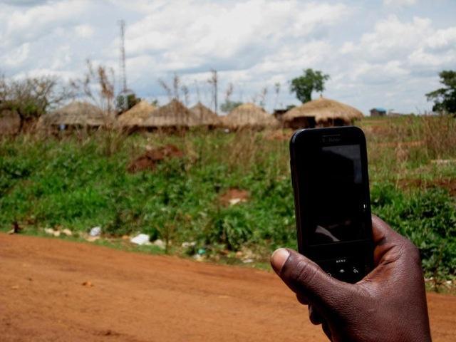 Android telefoni u Ugandi