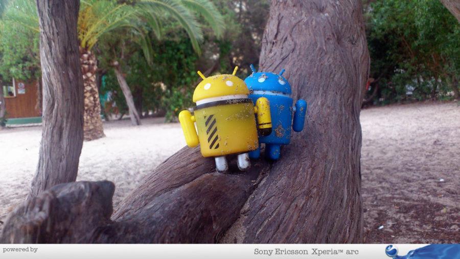 Androidi na drvetu