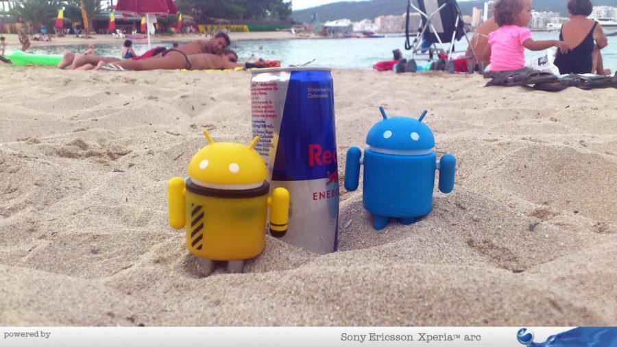 Androidi popili Red Bull i misle da imaju krila