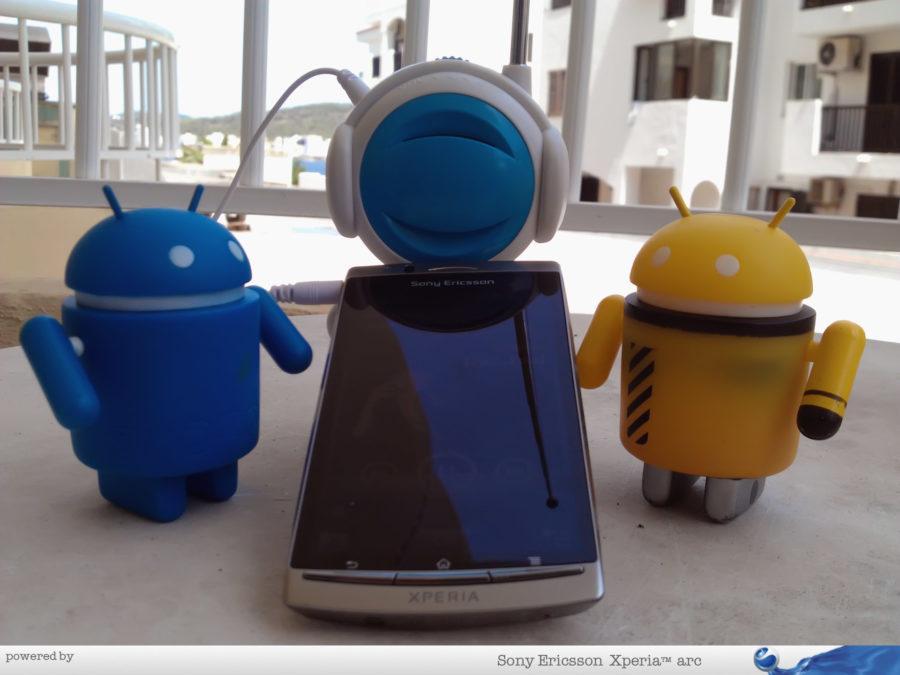 Androidi i DJ RadioMan