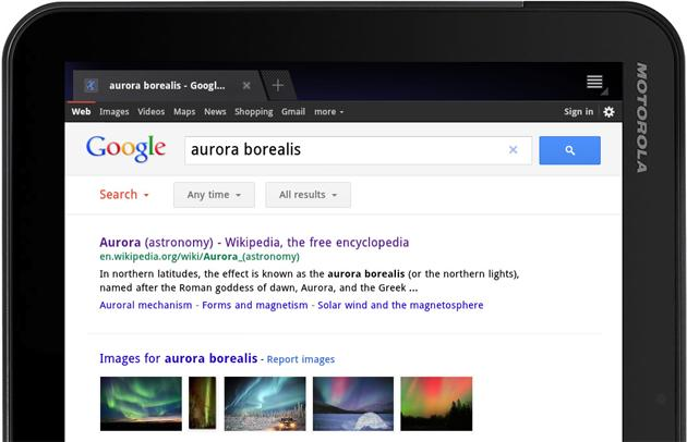google-search-tablet