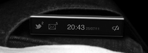 glance telefon koncept