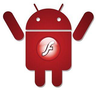 Flash Player 10.1 ARMv6 Android telefoni