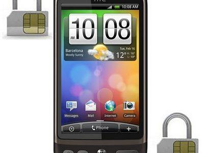 HTC Desire unlock