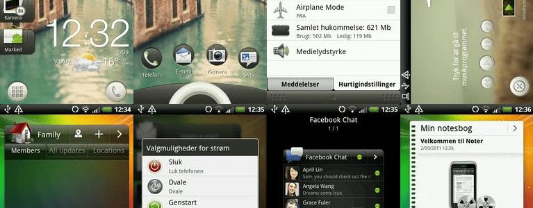 HTC Sense 3.5 prvi rom