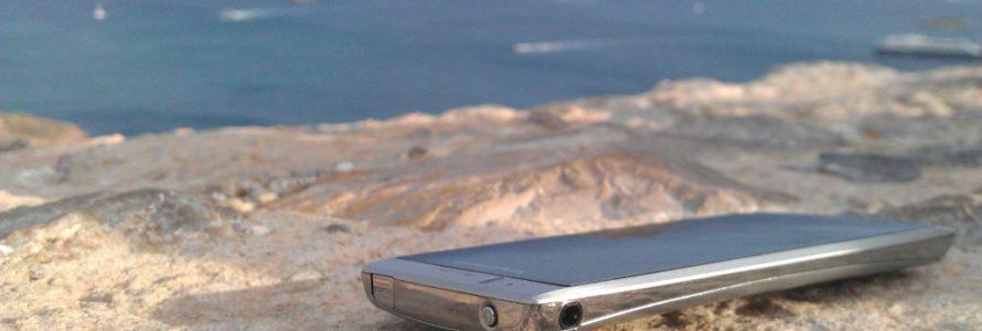 Sony Ericsson Xperia arc na Ibici