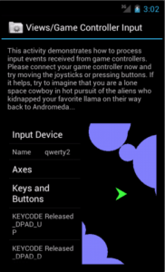 Android 4.0 Gamepads