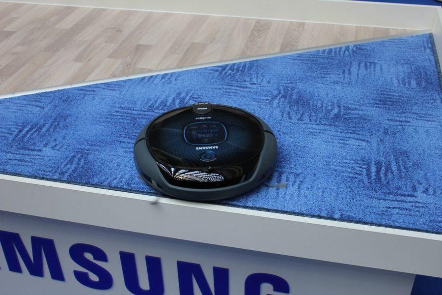 Samsung - pametni usisivač