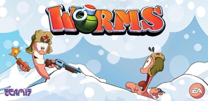 Worms Splash