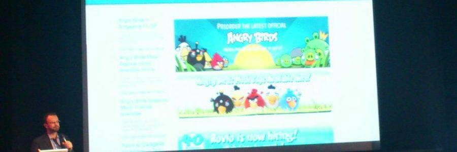 angry birds startup