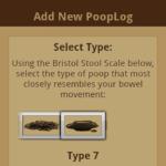Poop Log 3