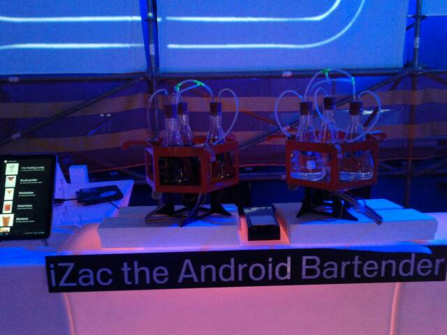 barmen Android