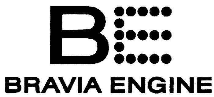 Bravia Engine Logo