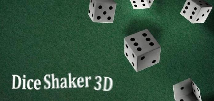 DiceShaker3D