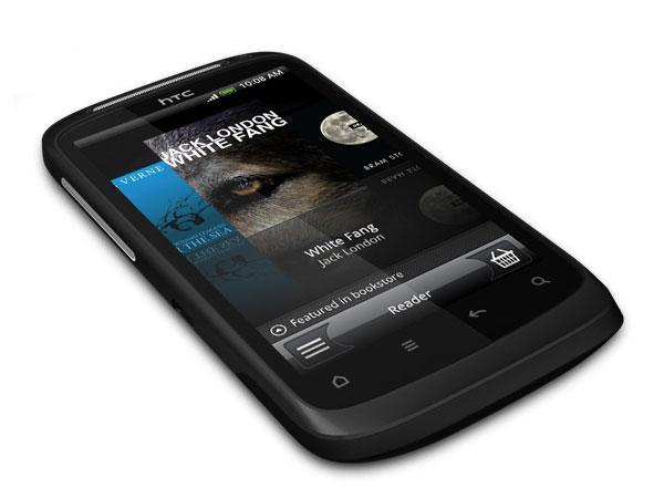 HTC Desire S Android telefon