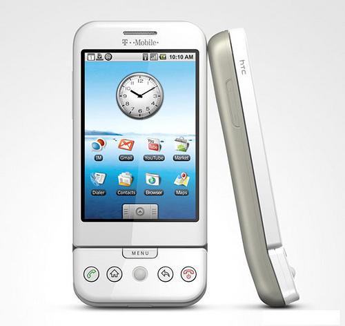 t-mobile beli g1 telefon