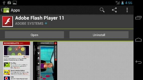 Flash Galaxy Nexus