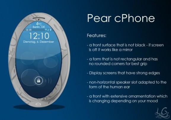 Pear cPhone