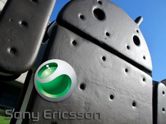 Sony Ericsson Android ICS