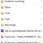 Opera Link Bookmarks