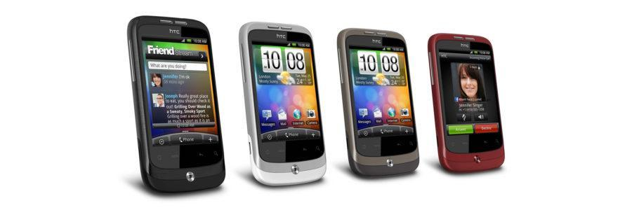 HTC Wildfire Buzz