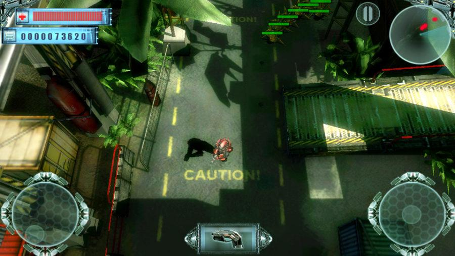 Meltdown on Mars screenshot