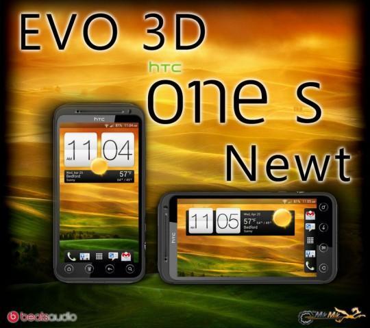 evo 3d one s