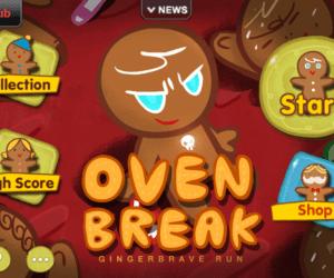 Oven Break