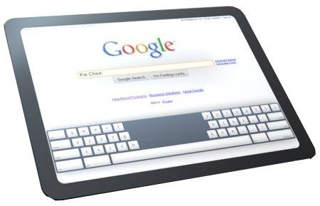 Google Tablet 7 inca