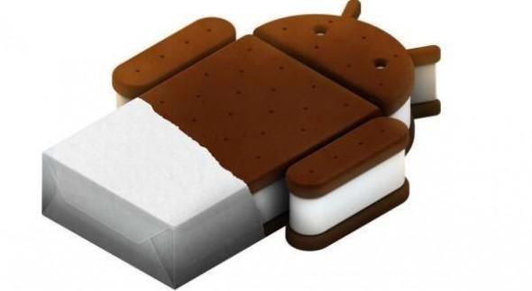 Ice Cream Sandwich update Xperia